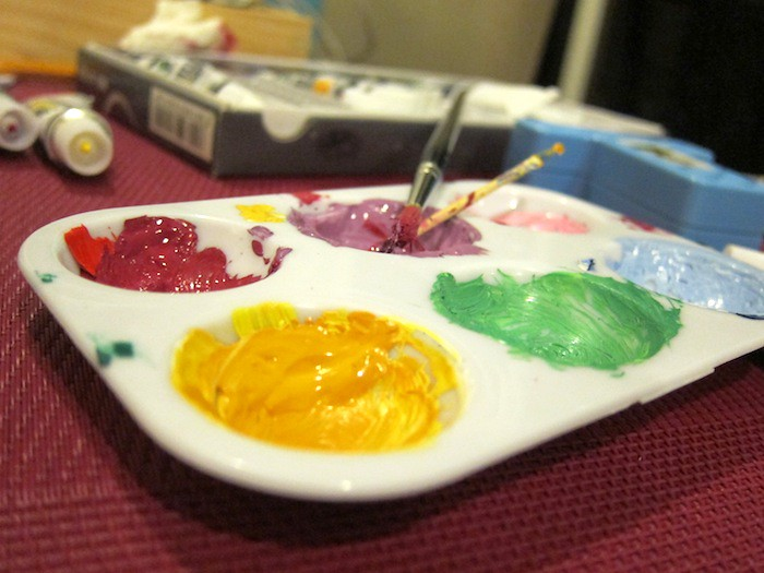 Memory Crafters: Paints