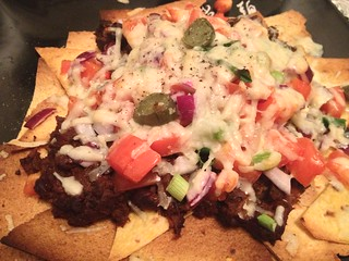 Nachos : On the Plate