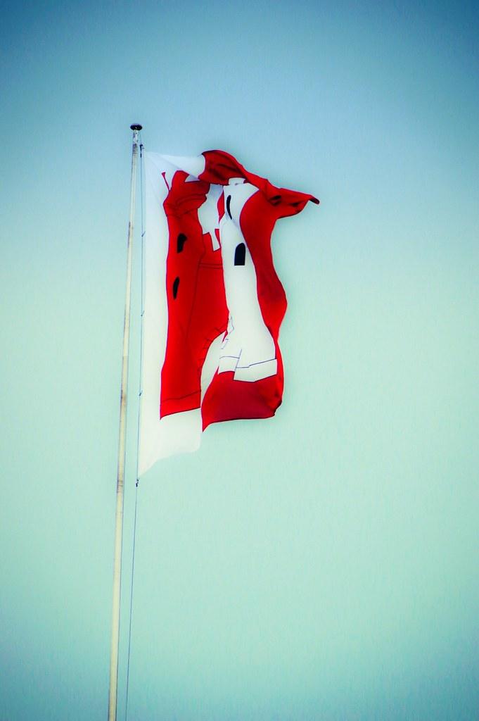 Les couleurs de mon drapeau