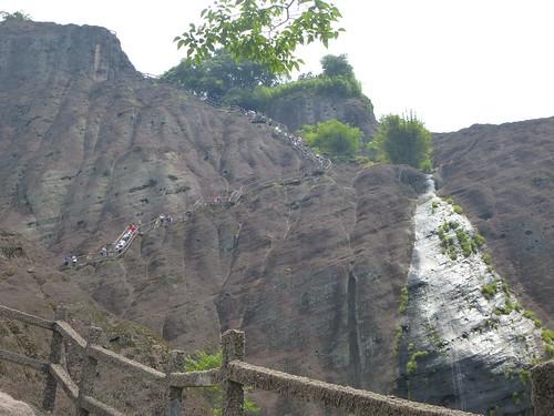 Fujian-Wuyi-Tianyou-montee-niveau3 (2)
