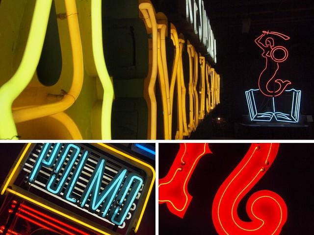 Neon Muzeum in Warsaw