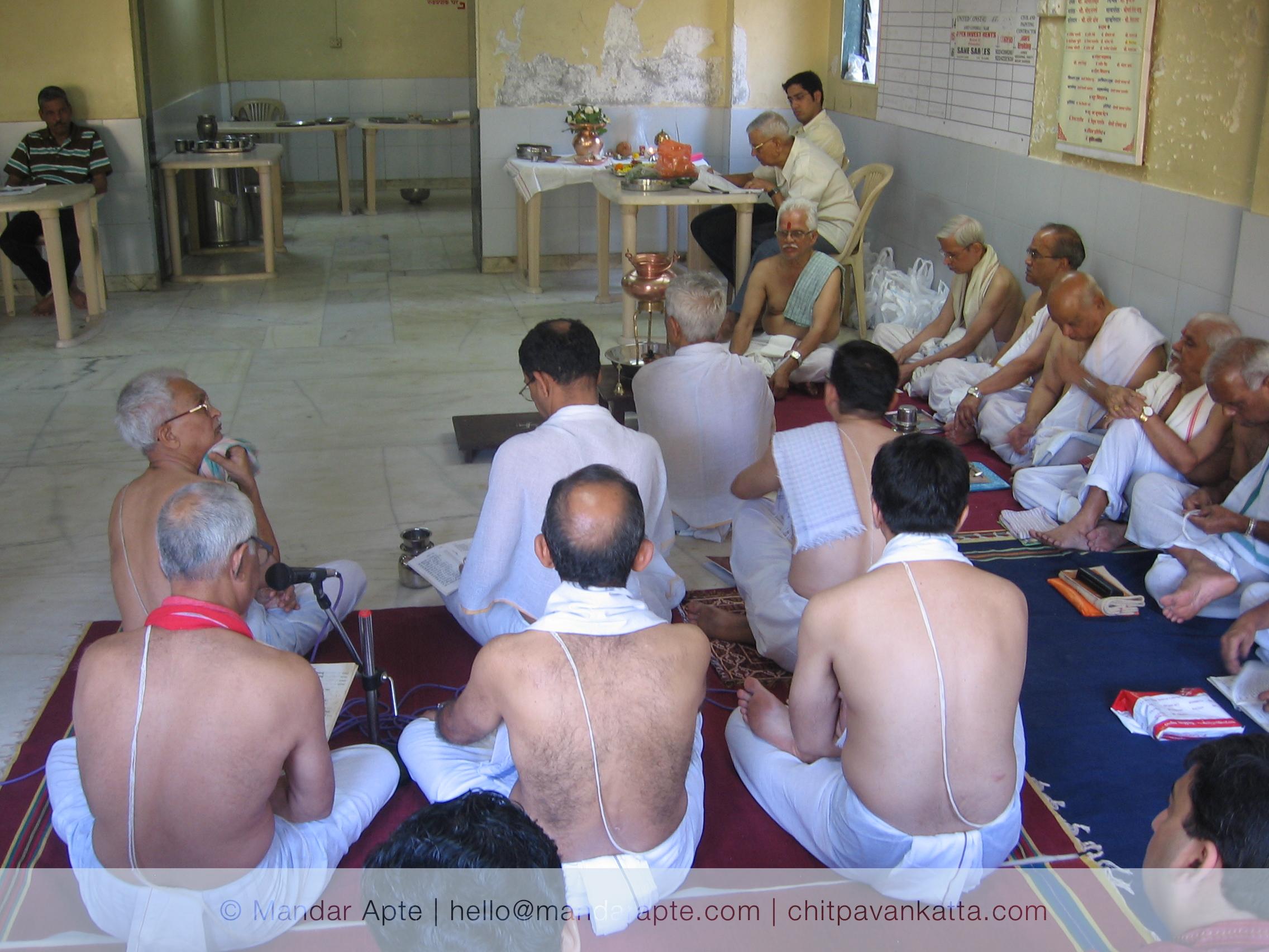 Mahashivaratri at Chitpavan Sangha Mulund 10th March 2013 05