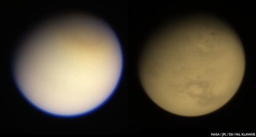 Above and Below Titan's Atmosphere #10