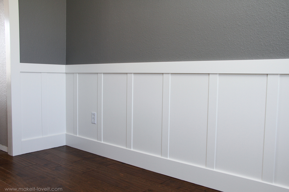 Best Way To Paint Baseboards And Trim
