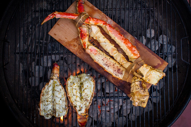 grilled lobster tails lobster is decadent it is expensive and