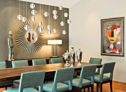 Retro Lighting Romantic Vintage Lamp Ideas for Dinning Room
