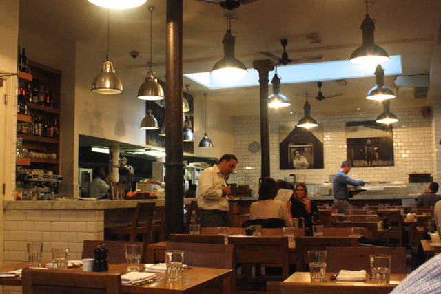Tom's Kitchen, Chelsea