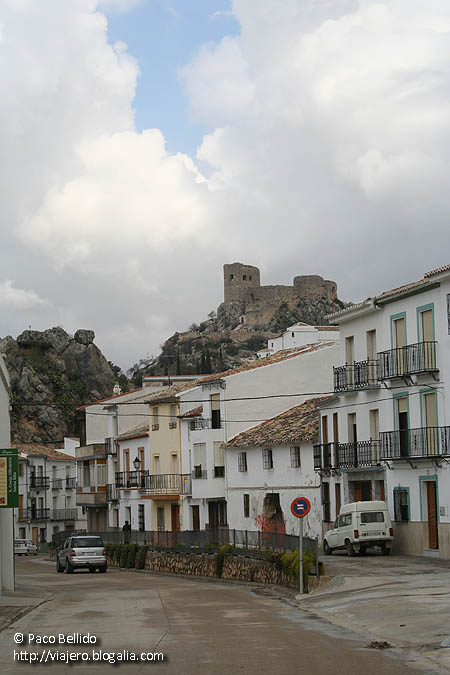 Castillo de Luque. © Paco Bellido, 2006