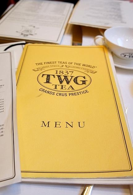 台北下午茶微風TWG03