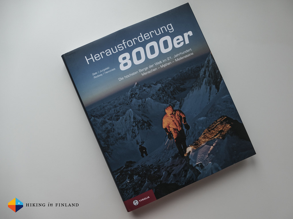 Herausforderung 8000er - On Top of the World