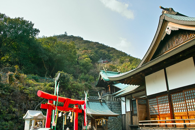 臥龍稲荷神社 #1