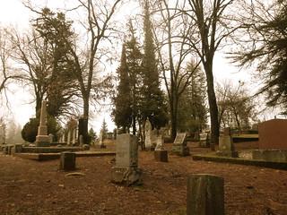 Colfax District Cemetery - Colfax, Calif.