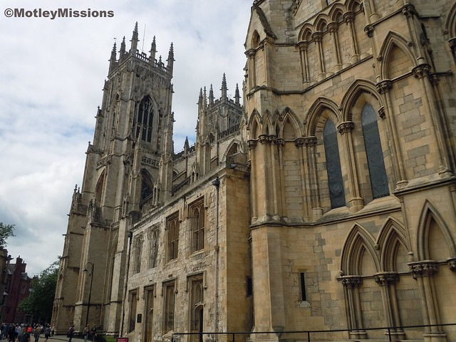 minster outside