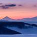 Dawn of the plateau by shinichiro*
