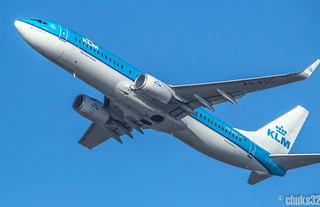 KLM Royal Dutch Airlines l PH-BGC l Boeing 737-800