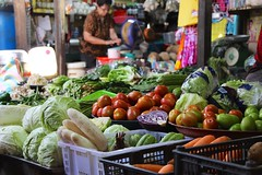 Fruit & Veg at the Market