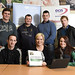 O'Neill meets with young farmers on Level 2 Agricultural course
