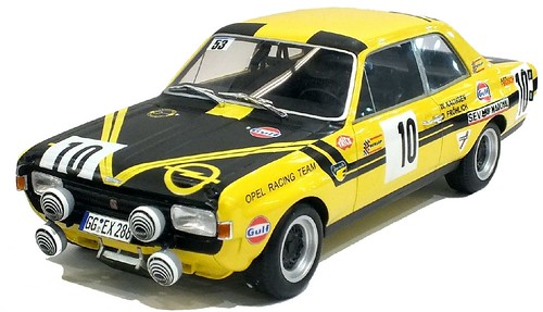 Minichamps Opel Commodore 24h Spa 1970