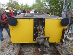 Railcat R/C electric tug St Philips Marsh open day