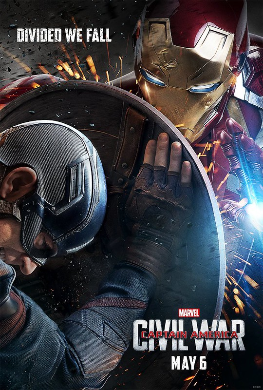 Captain America - Civil War - Poster 3
