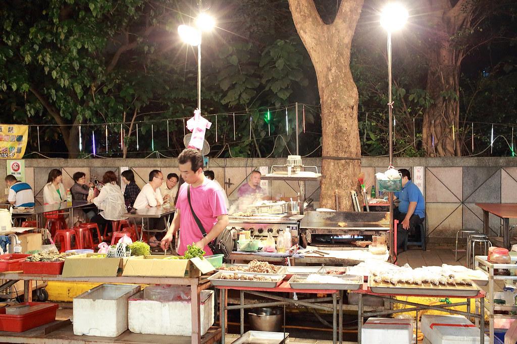 20160518-2萬華-廣州街無名碳烤 (1)