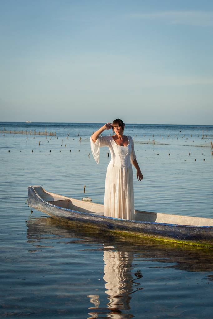 Trash the Dress by Castaway with Crystal-19