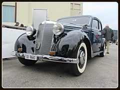 Mercedes-Benz 170 DS, 1952-53