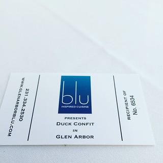blu Duck Confit No. 6534
