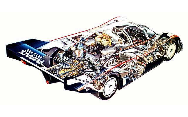 1982 Porsche 956 C Coupe