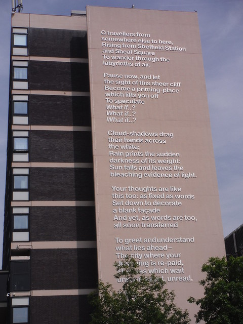 Sheffield Hallam University Building