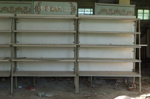 ue abandoned aizvīķi shop priekule