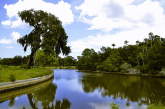 Honorable Mention - Beautiful View up Canal - John A. Pascucci