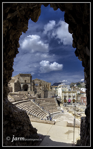Teatro Romano de Cartagena II - Página 7 8715573124_c43a310ce9