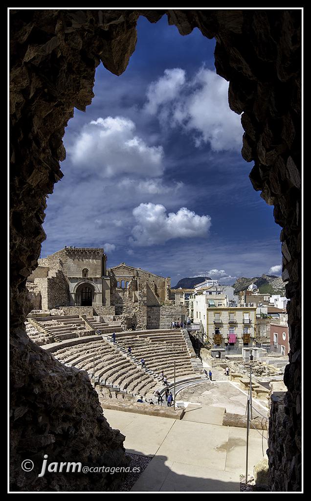 Teatro Romano de Cartagena II - Página 7 8715573124_c43a310ce9_b