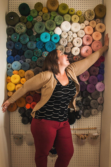 Lorna Yarn Wall Wide 1