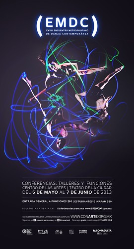 XXVIII Encuentro Metropolitano de Danza Contemporánea