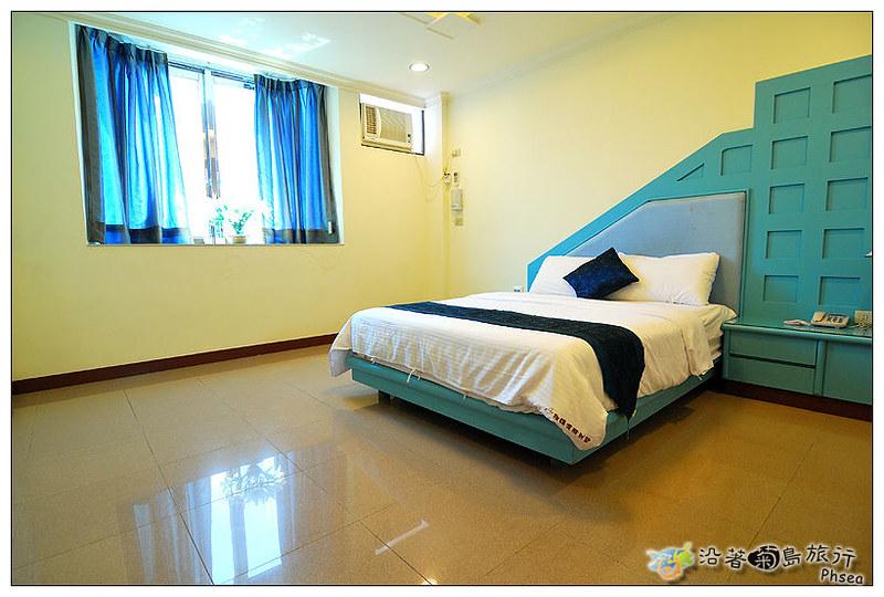 2013澎湖翔鴿渡假別墅-301藍色海洋雙人套房_01