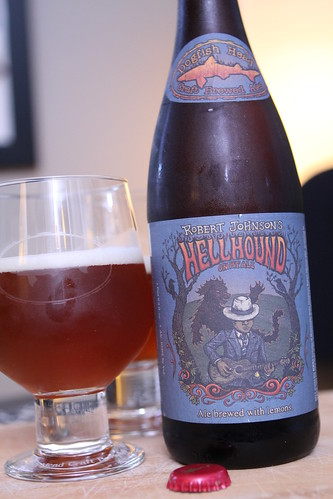 Dogfish Head Robert Johnson Hellhound Ale