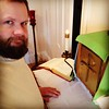 Private #Mass in the rectory today. I already packed my green vestment...