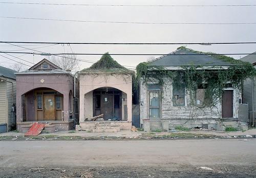 Robert Polidori, 1720 Touro Street, New Orleans, 2005