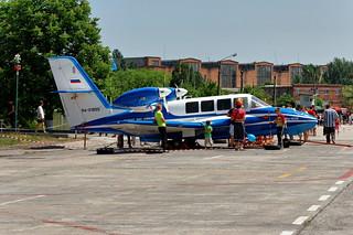 Taganrog. Beriev Aircraft Company 95