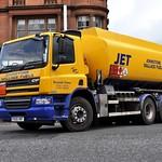 PX09 XRF A JET Fuels DAF CF Tanker