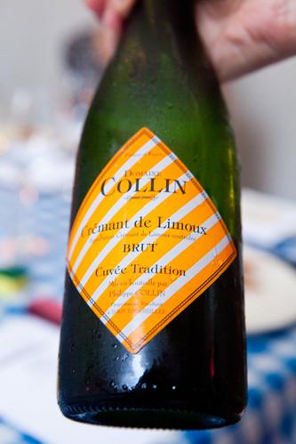Domaine Collin Cremant de Limoux