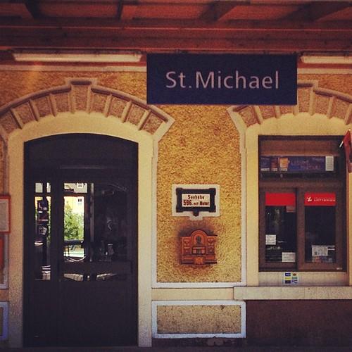 Wilkommen! Welcome to Sankt Michael (im Obersteiermark)!