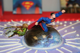 Man of Steel Party