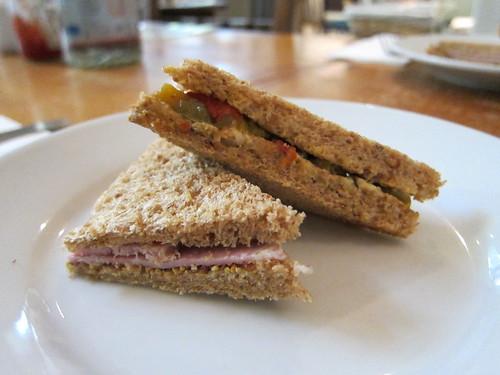 Prima Donna - sandwiches