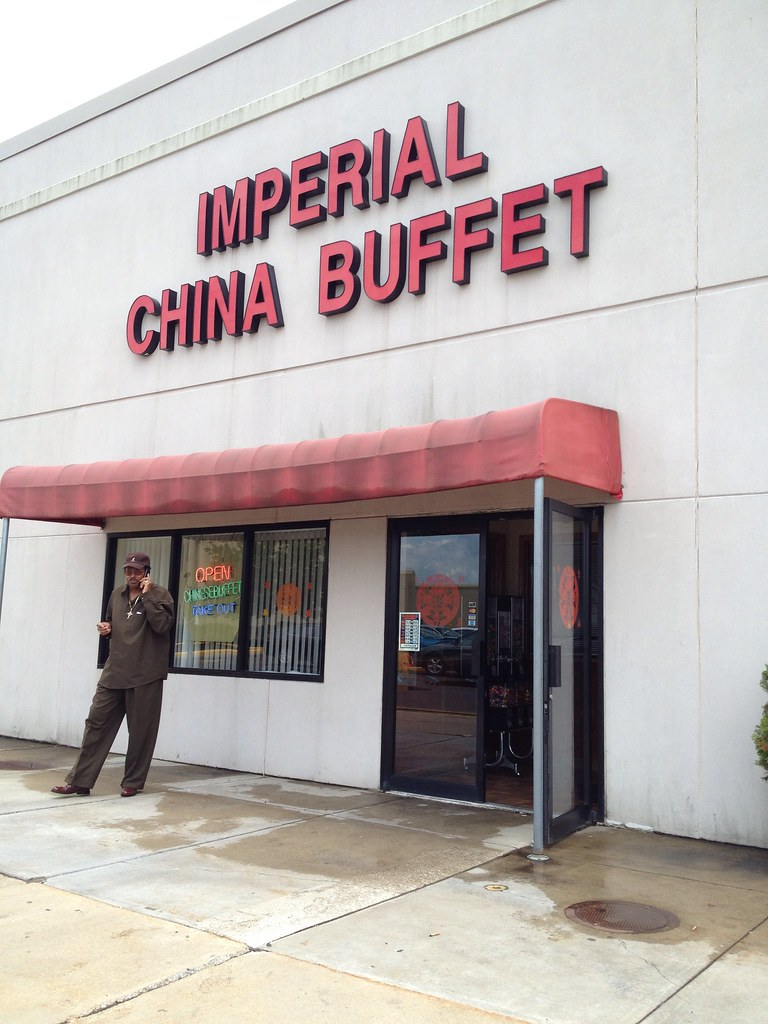 Imperial China Buffet