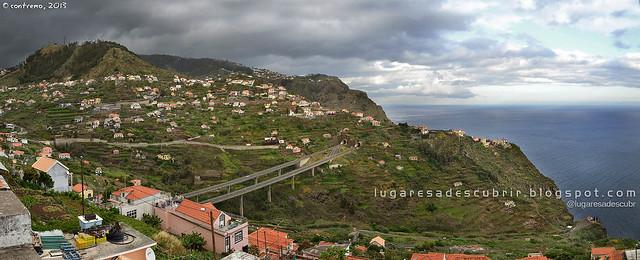 Viadutos do Campanário (Ribeira Brava, Madeira)