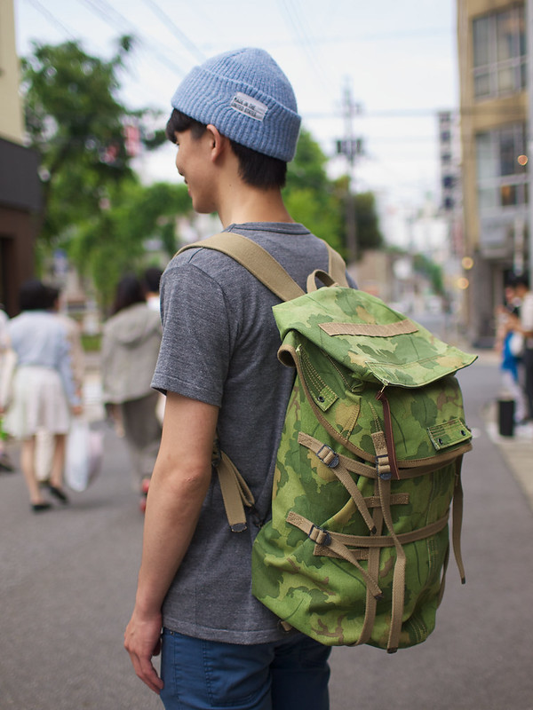 RRL / Jayhawk Backpack