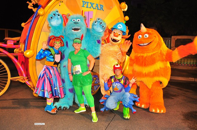 2013 runDisney Tinker Bell Half Marathon